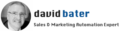 David Bater Sales & Marketing Automation Expert